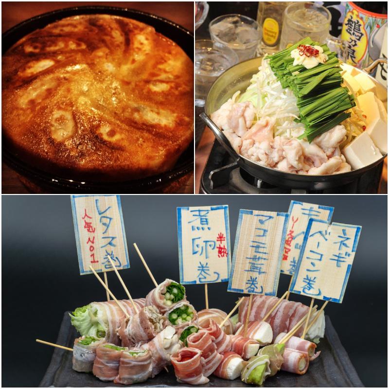 弥次郎兵衛 朝霞台店の博多料理